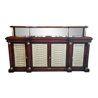 Early 19c English Chiffonier in the Manner of Gillows