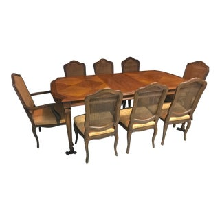 Mount Airy Dining Table Extendable Dining Set For Sale