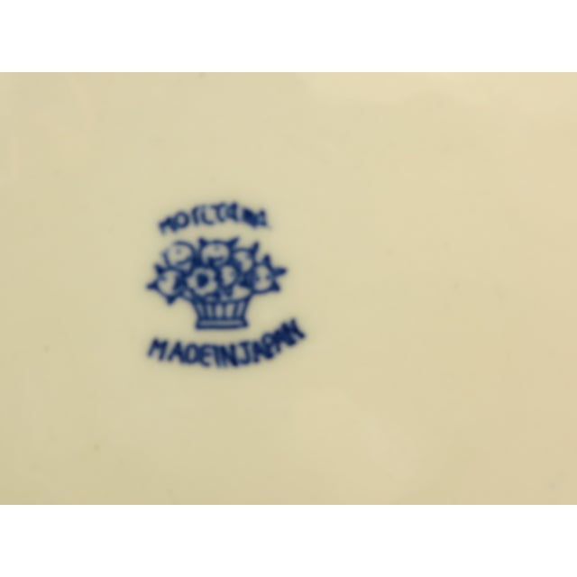Blue Willow Grill Plates - Set of 4 - Image 7 of 8