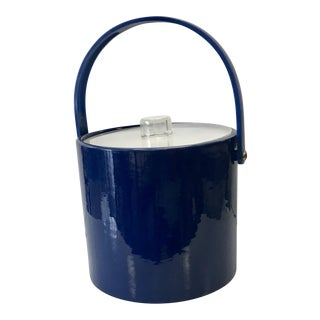Royal Blue Mr. Ice Bucket For Sale