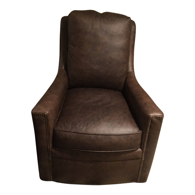 Enjoyable 21St Century Bradington Young Leather Chair Pdpeps Interior Chair Design Pdpepsorg