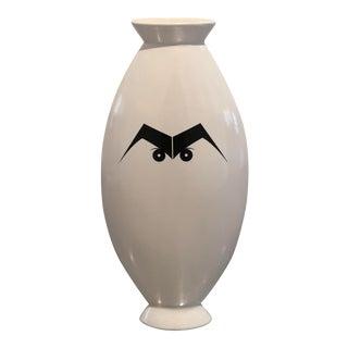 """Late 20th Century G. Sanna """"Vasi DI Visi"""" Memphis Vase For Sale"""