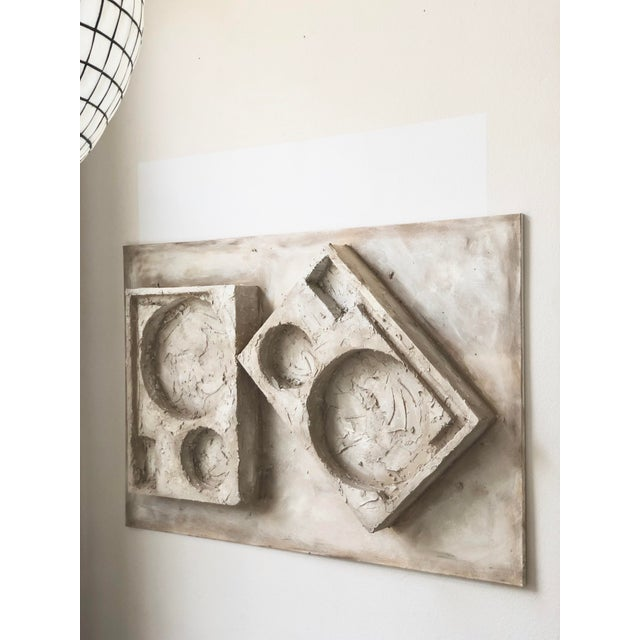Contemporary Original Sculptural Wall Art For Sale - Image 3 of 3