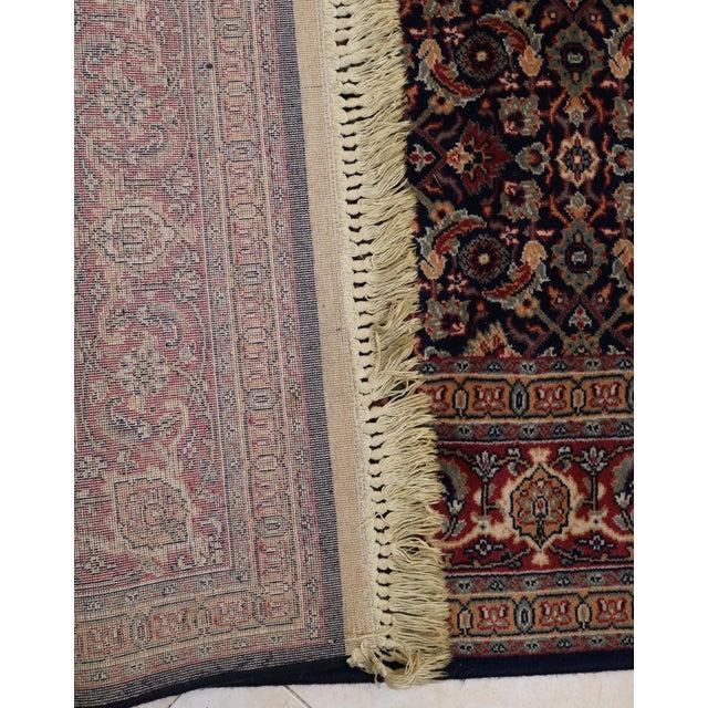 "Mid 20th Century Vintage Karastan Rug-5'5'x8'6"" For Sale - Image 5 of 6"