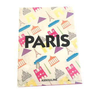 Paris Assouline Coffee Table Book For Sale