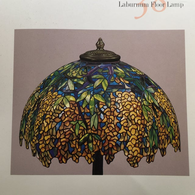 1993 The Lamps of Tiffany Book For Sale - Image 10 of 11