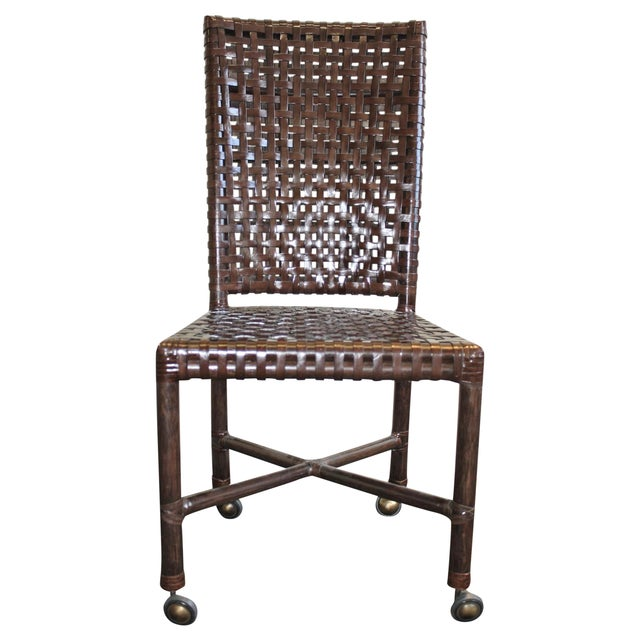 McGuire Antalya Side Dining Chair - Image 1 of 8
