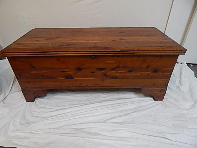 This Is A Small Cedar Chest By West Branch Novelty Furniture Company,  Milton, PA