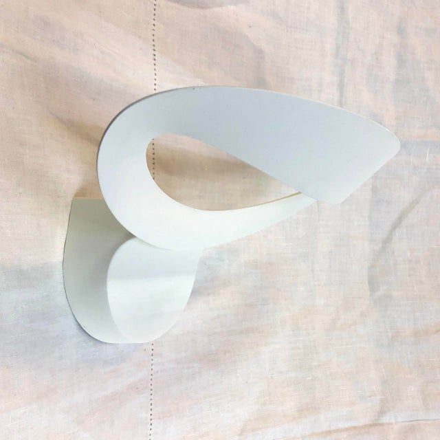 Artemide Mesmeri Wall Sconce in White For Sale - Image 10 of 10