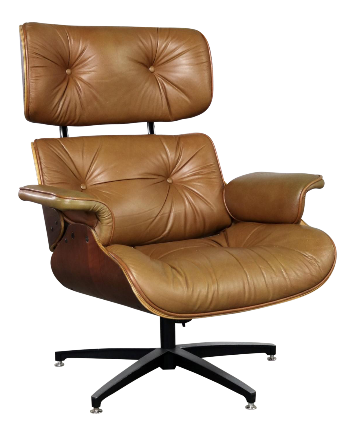 Merveilleux Mid Century Modern Lounge Chair Attributed To Selig Plycraft And In The  Style Of Eames