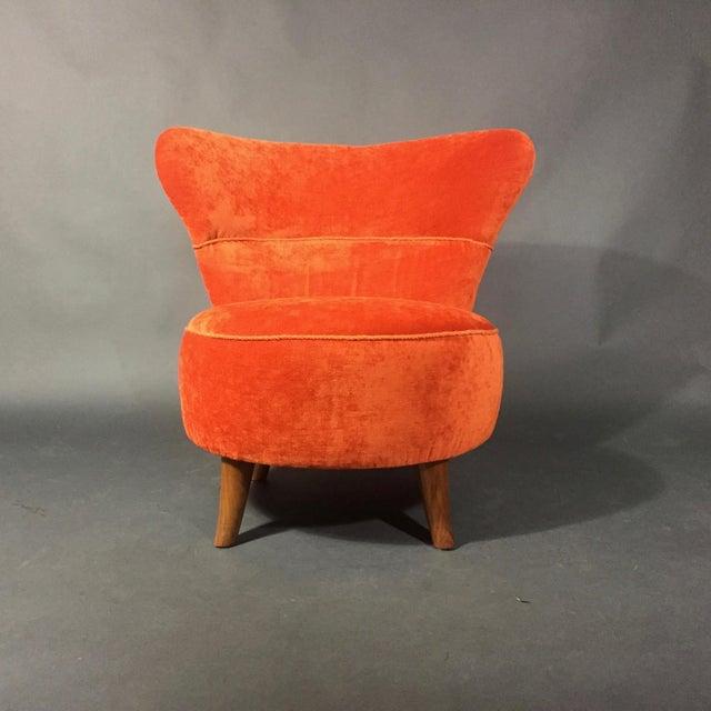 Easy Chair by Oskar Bernströms Möbelfabrik, Sweden 1950s For Sale - Image 4 of 10