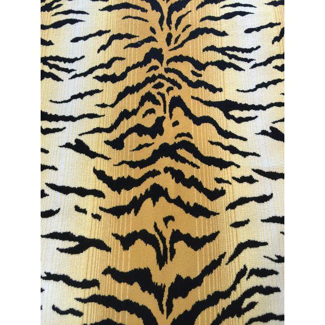 David Sutherland City Kitty Velvet Fabric - 3 Yard - Image 3 of 5
