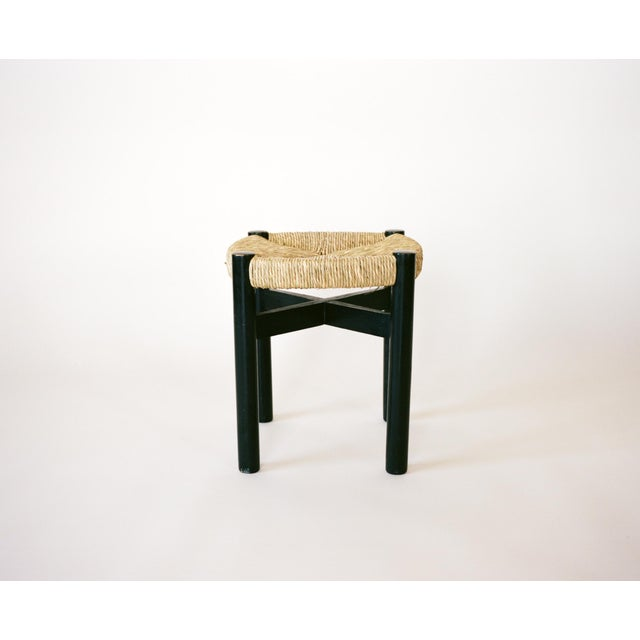 Charlotte Perriand Charlotte Perriand Set of Four Stools C. 1948 For Sale - Image 4 of 8