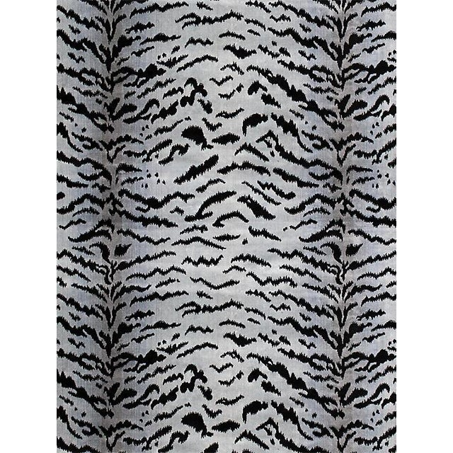 """From the Scalamandre collection. Pattern is large. Pattern repeat is 32""""L x 26""""W Material: Viscose One yard minimum."""
