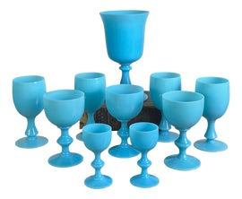 Image of Newly Made Art Deco Tableware and Barware