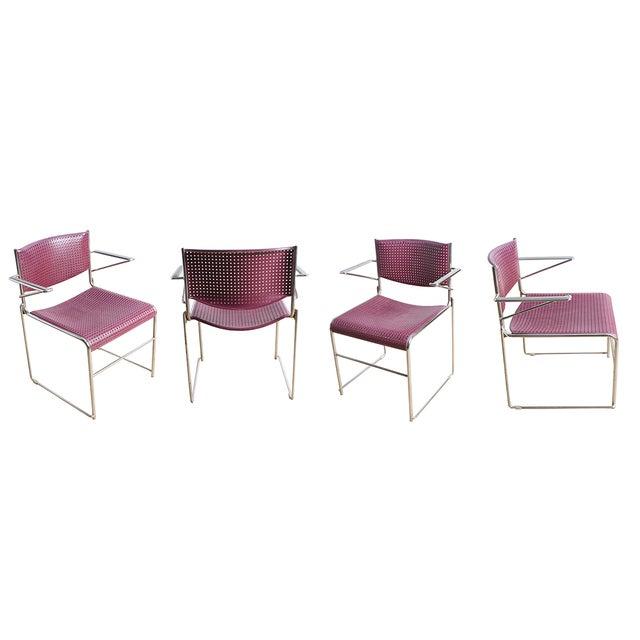 33m Emeco Richard Ogg Chairs - Set of 4 - Image 2 of 6