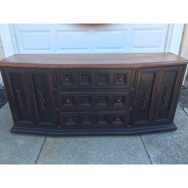 American of Martinsville Credenza - Image 3 of 9