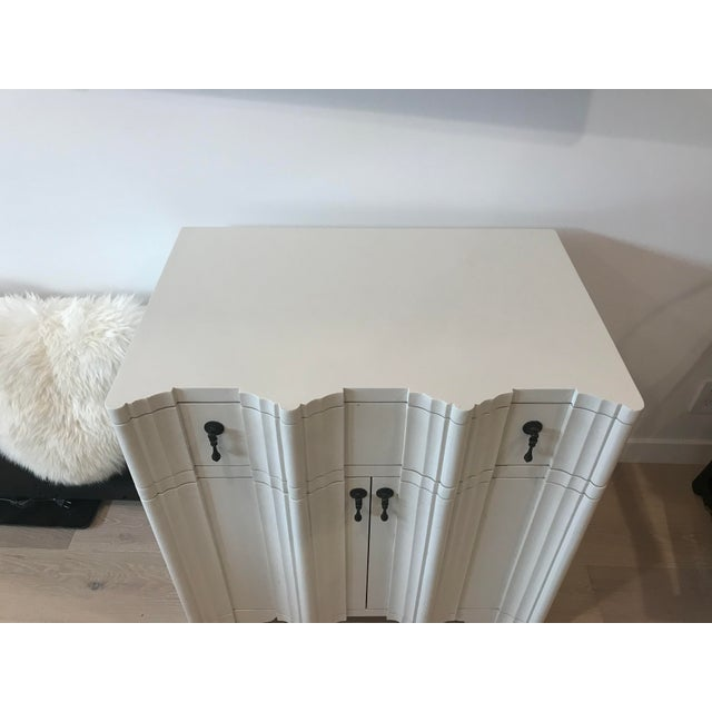 Contemporary Oly Studio Jackson Bedside Table For Sale - Image 3 of 6
