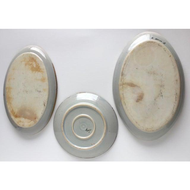 Ken Edwars KE Oval Serving Platter - Set of 3 - Image 7 of 7