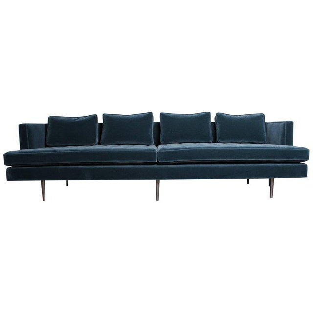 Edward Wormley for Dunbar Sofa Model 4907A For Sale - Image 11 of 11