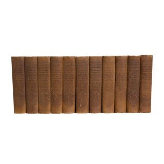 Vintage Colliers New Encyclopedia Complete Set, (S/11) For Sale