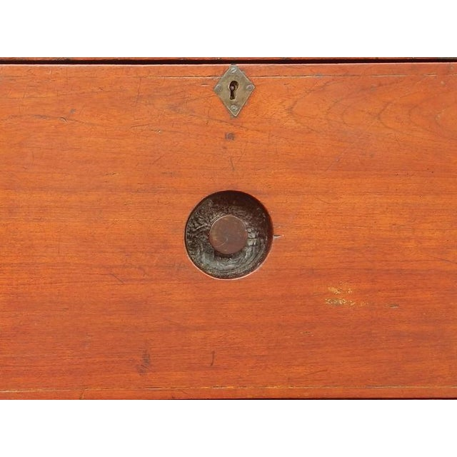 Rare Anglo-Indian Campaign Dresser - Image 7 of 10