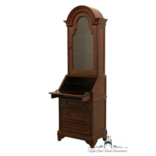 Hooker 20th Century Traditional Hooker Furniture Secretary Desk For Sale - Image 4 of 13