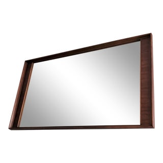 1960s Vintage Kent Coffey Collection Mid-Century Modern Mirror For Sale