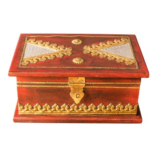 Vintage Used Jewelry Boxes For Sale Chairish