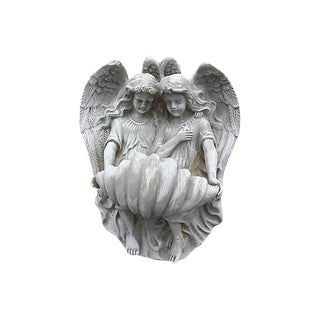 Garden Angels Wall Planter/Font For Sale