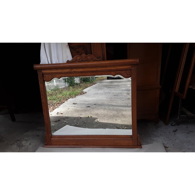 From the Lexington Victorian Sampler collection by Lexington Furniture, North Carolina, this is the Landscape mirror which...
