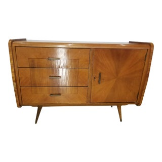 1950s Art Deco Sideboard For Sale
