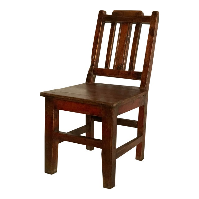 20th Century Qing Style Child's Chair For Sale