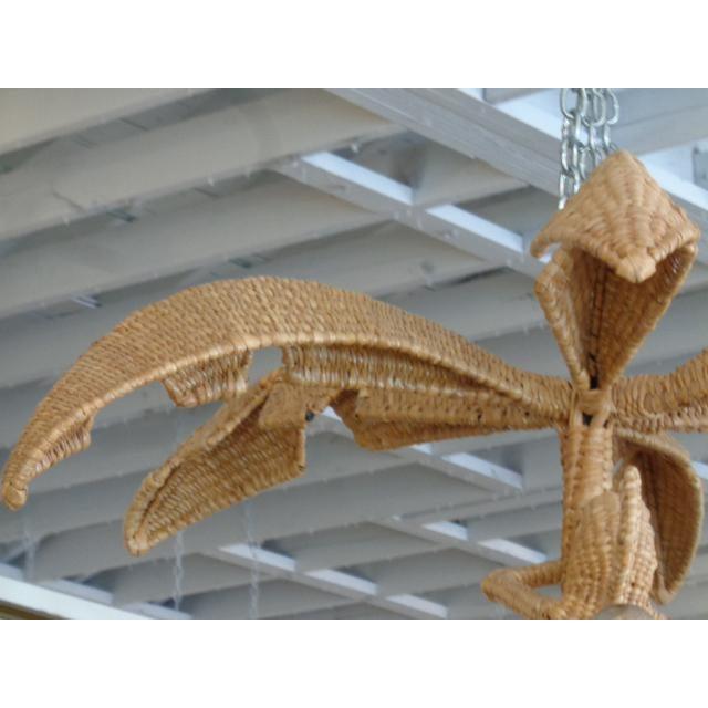 Mario Lopez Torres Palm Tree Monkey Chandelier - Image 5 of 6