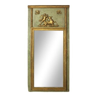 Early 19th Century French Neoclassical Mirror For Sale