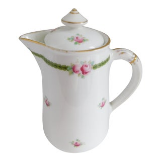 Foley China Rosebud Porcelain Creamer/Pitcher England For Sale