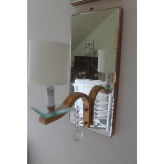 2010s Worlds Away Bette G Sconces - A Pair For Sale - Image 5 of 13