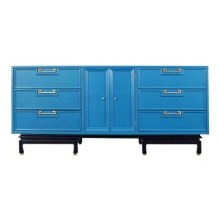 1970s Mid-Century Modern American of Martinsville Dresser Credenza For Sale