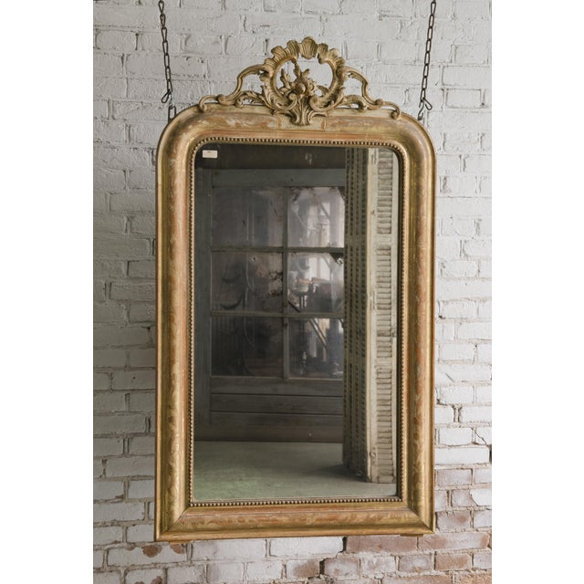 19th Century Mirror For Sale - Image 10 of 10
