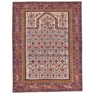 Antique Shirvan Prayer Rug For Sale