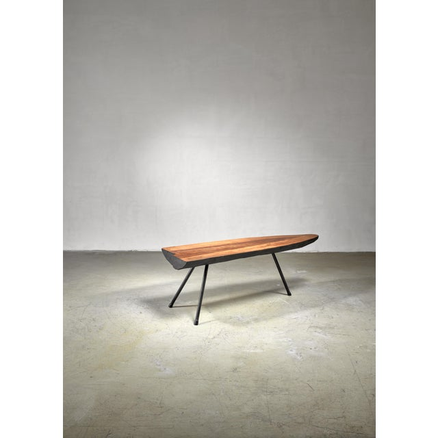 Carl Auböck Carl Aubock Tree Trunk Coffee Table, Austria, 1950s For Sale - Image 4 of 4