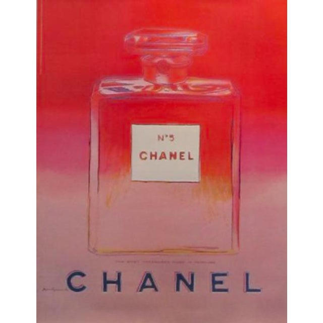 Andy Warhol Chanel #5 Poster - Image 1 of 2