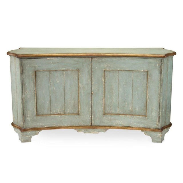 John Richard Gustavian Swedish Empire Style Gardner Buffet Sideboard Credenza For Sale - Image 4 of 5