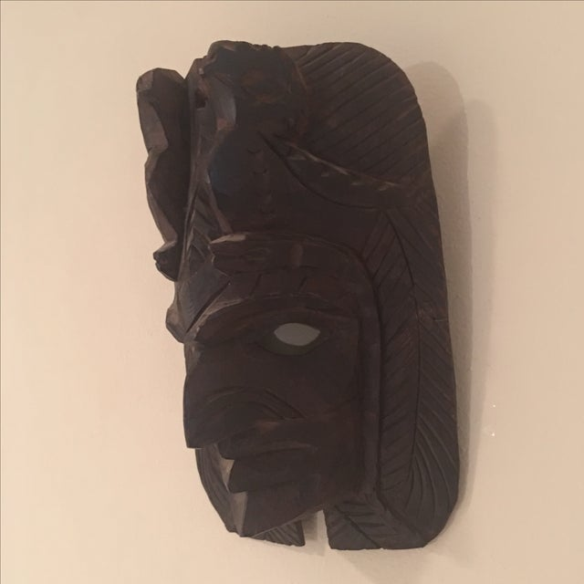 Tribal Mask - Image 4 of 5
