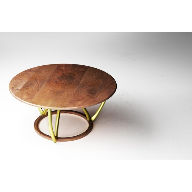The Chester Gold dining table fuses all of the design features that make a piece of Rice & Rice Fine Furniture so...