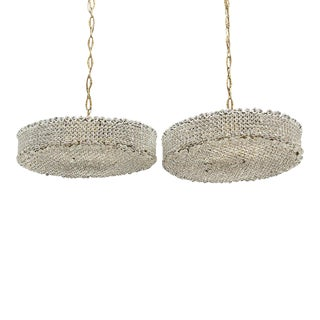 Early 20th Century Pendant Lights - A Pair For Sale