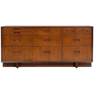 Frank Lloyd Wright Dresser For Sale