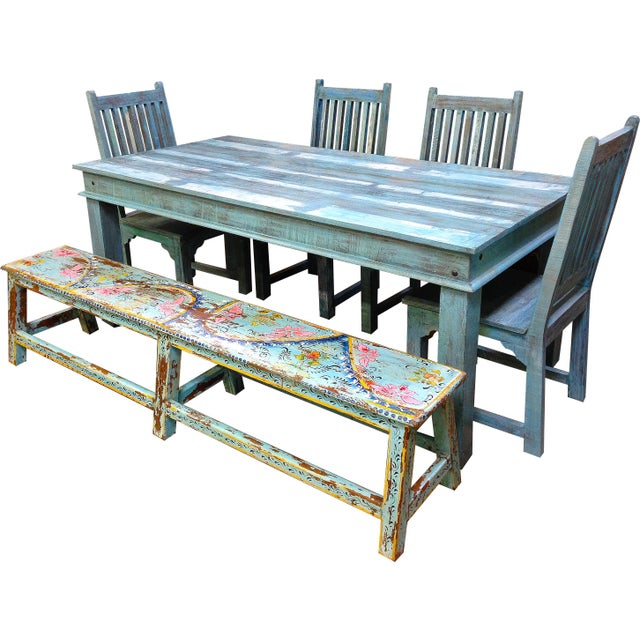 Brix Lagoon Dining Table - Image 3 of 5