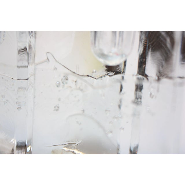 Timo Sarpaneva for Iittala 'Arkipelago' Candle Holders - A Pair For Sale - Image 10 of 11