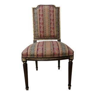 EJ Victor Italian Neoclassical Dining Chairs - Set of 10